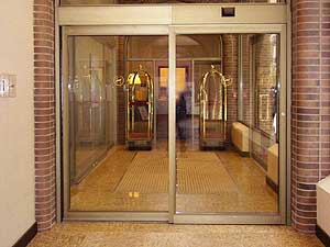 Pivotech Automatic And Barrier Free Doors