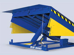 Blue Giant Dock Leveller