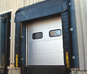 Richards-Wilcox Thermatite Steel Door